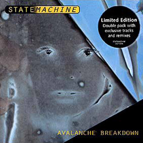 Avalanche-Breakdown-limited-front