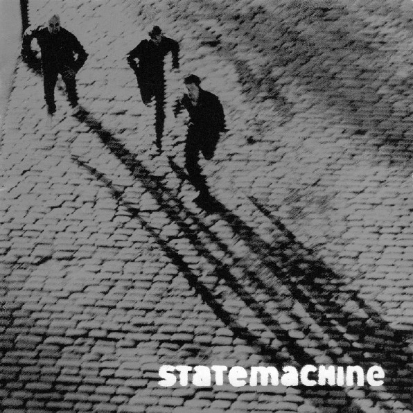 "Statemachine ""Short and Explosive"" [album] cover art"