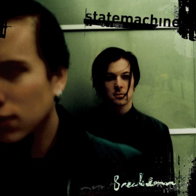 "Statemachine ""Breakdown"" [album] OCT 047 cover art, front"